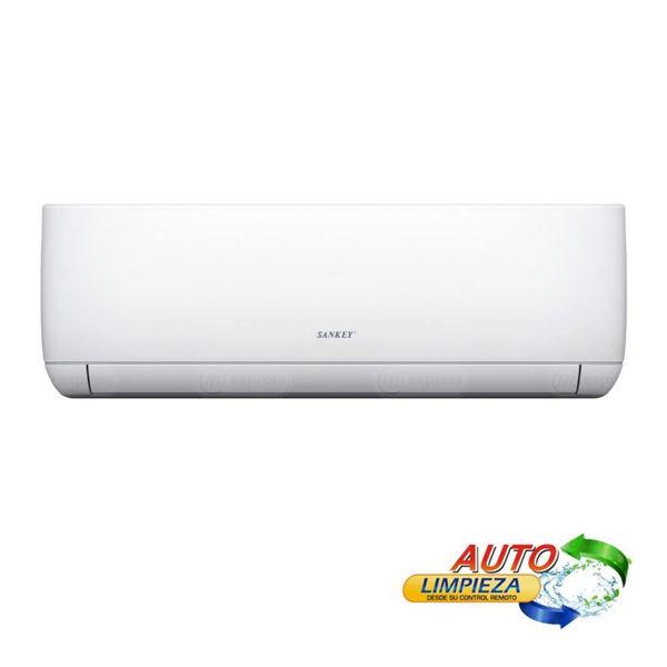 aire, acondicionado, sankey, es-18r410d2, climatizacion