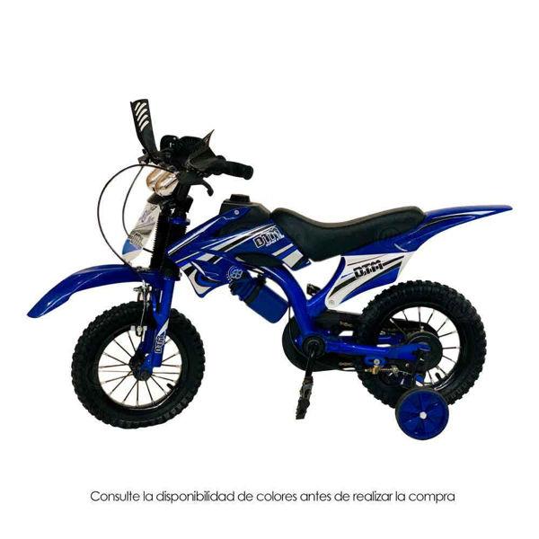 """bicicleta, niño, dtm, cross, 12"""", bici, velocidipedo"""