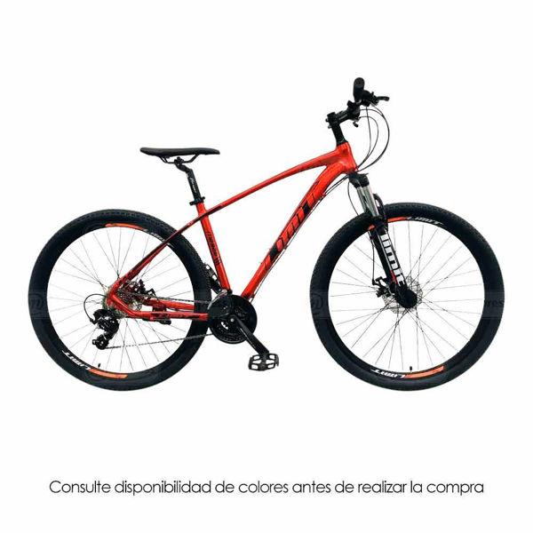 bicicleta, hombre, limit, mtb29, 2021, bici, velocidipedo