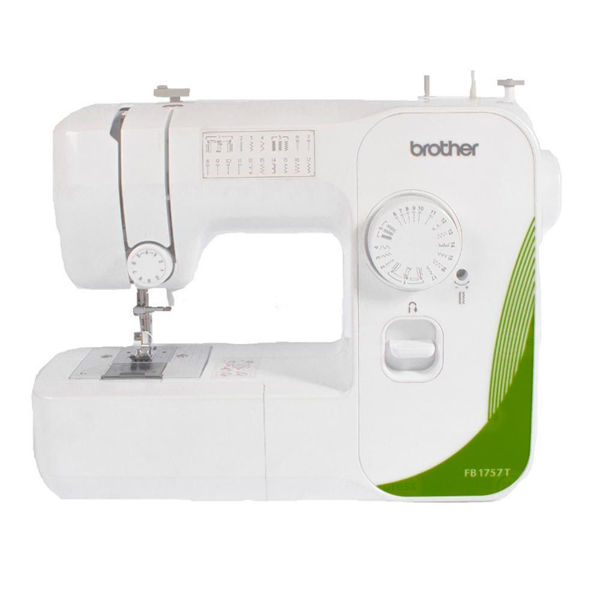 máquina, coser, brother, fb1757t