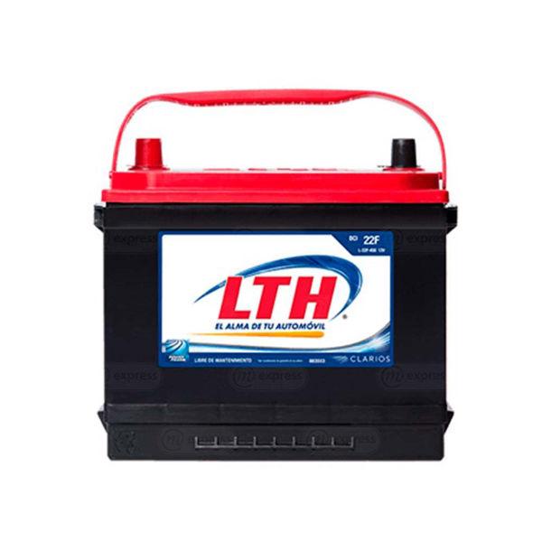 batería, carro, lth, l-22f-450, acumulador, pila