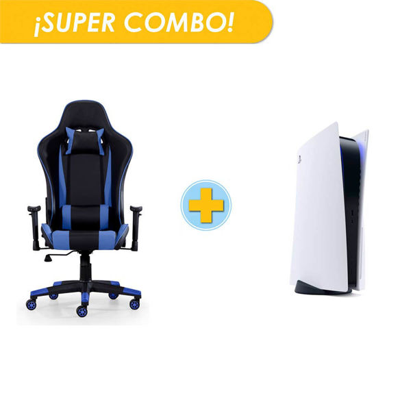 Combo, silla, ps5