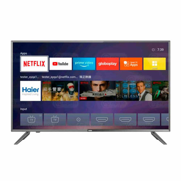 pantalla, haier, 42, h42d62fn, smart-tv