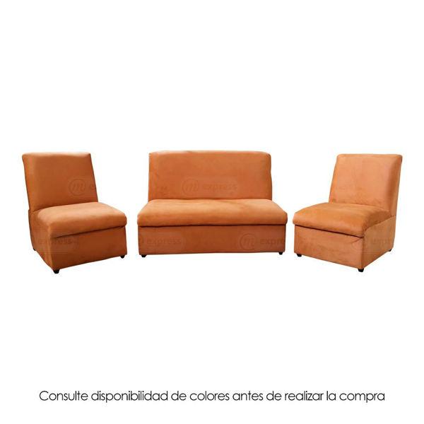 muebles, juego, sala, marin, eco, sillon, sillones