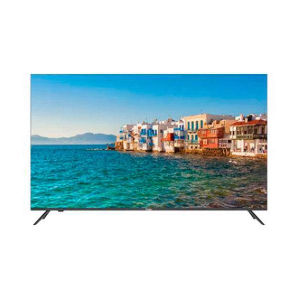 pantalla, haier, 50, le50k6600dug, smart-tv, imagen, 4k, televisor, sala